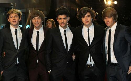One Direction  e1362242717893 Imágenes Lindas de One Direction