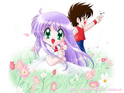 Saori202620Seiya e1362164777469 Imágenes Romanticas de Seiya y Saori