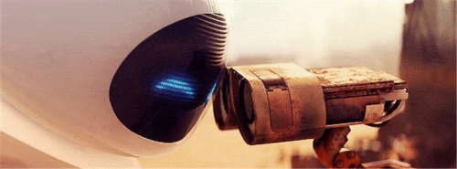 Wall E And Eva Facebook Cover Imágenes de Amor de Wall – E y Eva