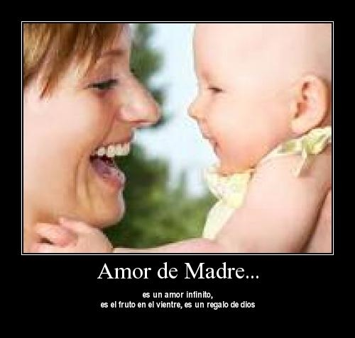 amor 73 El Amor de Madre Es...