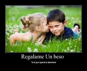 beso1 300x243 Regálame un Beso