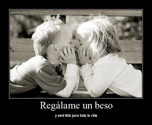 besoseco 1 Regálame un Beso
