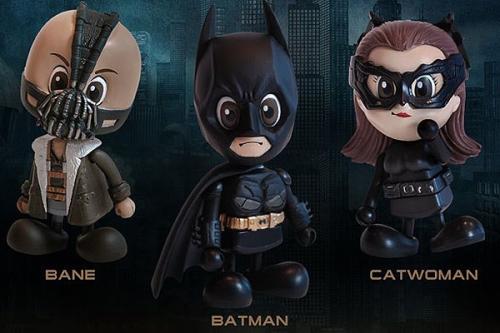 hot toys batman cosbaby movies series 01 Imágenes Tiernas de Batman Cosbaby