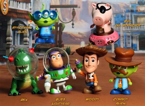 hot toys cosbaby toy story 3 figures e1364384956897 Imágenes Bonitas de Toy Story Cosbaby