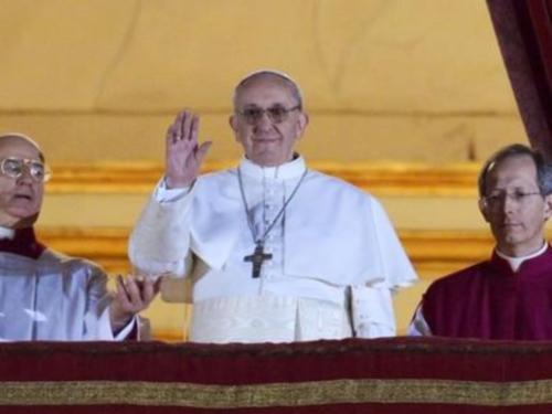 nuevo papa Habemus Papam