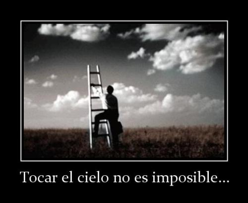 """1222 tocar el cielo no es imposible Imágenes Bonitas de """"El Cielo"""""""