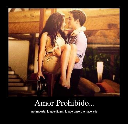 amor prohibido
