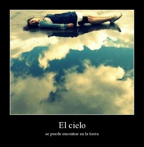"""50 50 160 712868187 desmotivaciones Imágenes Bonitas de """"El Cielo"""""""