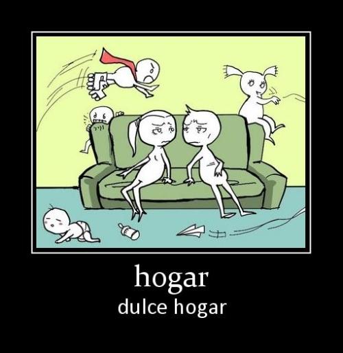 5418 hogar Hogar Dulce Hogar