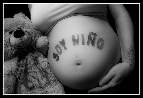 7626954136 78f752f609 Imágenes para decir Es un niño o Es una niña