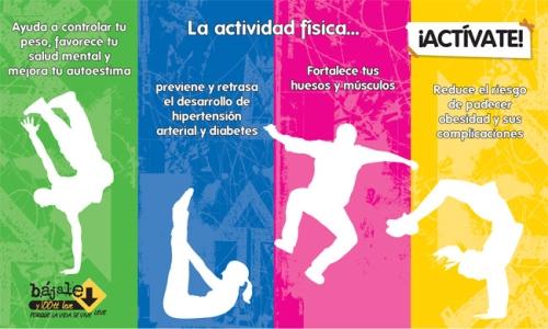 ActividadFisica 6 de Abril Día Mundial de la Actividad Física