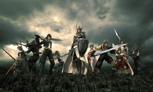 Dissidia Final Fantasy 2 Imágenes Bonitas de Final Fantasy