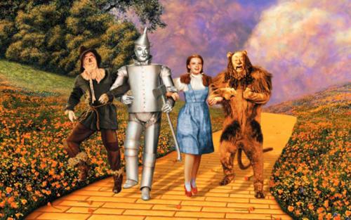 """El mago de oz Imágenes Bonitas de """"El Mago de Oz"""