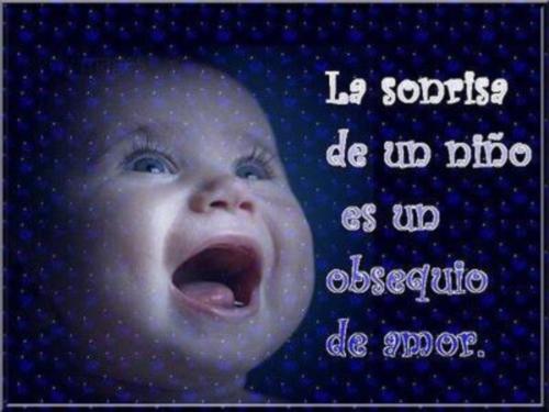 La+sonrisa+de+un+niño Imagenes Tiernas de Niños Sonriendo