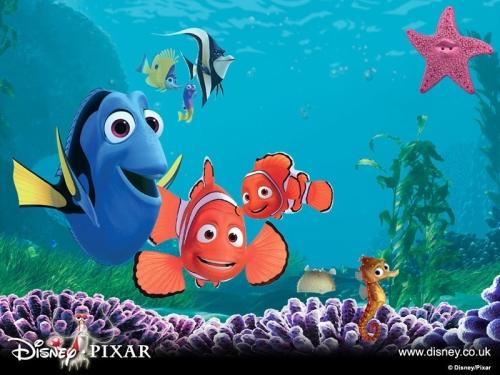 NEMO 4 Imágenes tiernas de Nemo
