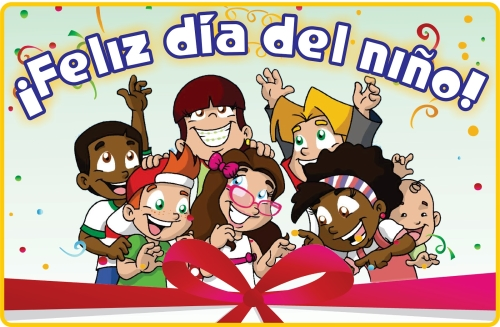 NIÑO 1 Día del Niño en México
