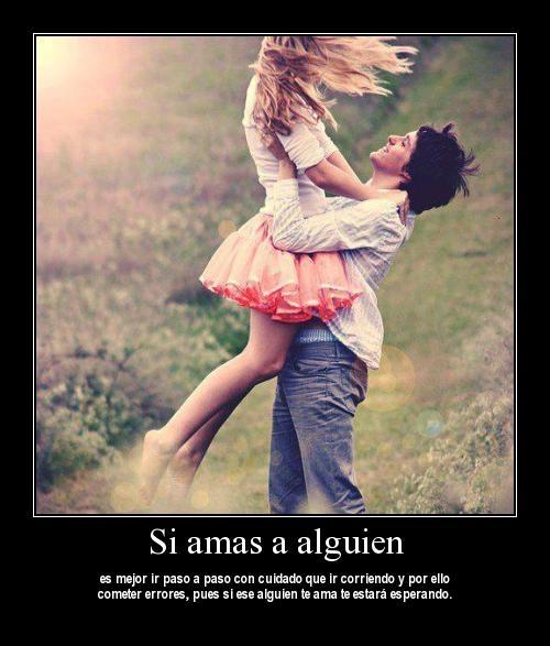 Si Amas a Alguien (Imagenes para Facebook)