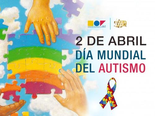 autismo lona 2 e1364874021193 2 de Abril Día Mundial de Concientización del Autismo