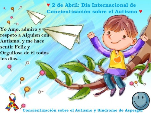 autismo2 e1364874041979 2 de Abril Día Mundial de Concientización del Autismo