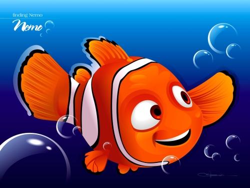 buscando a nemo222 Imágenes tiernas de Nemo