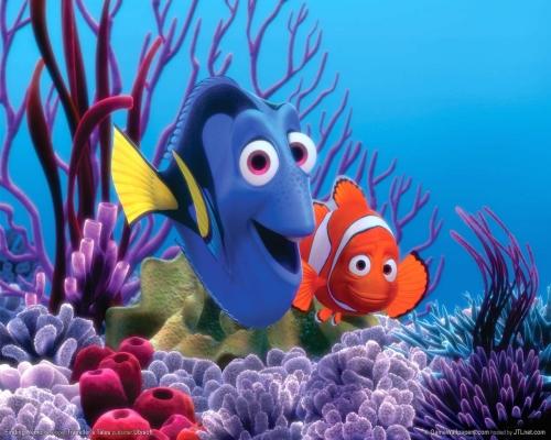 dora Imágenes tiernas de Nemo