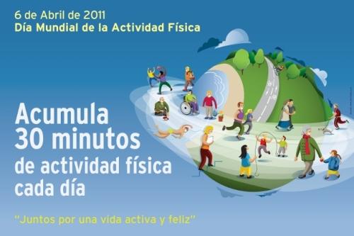 fitxaImage 6 de Abril Día Mundial de la Actividad Física