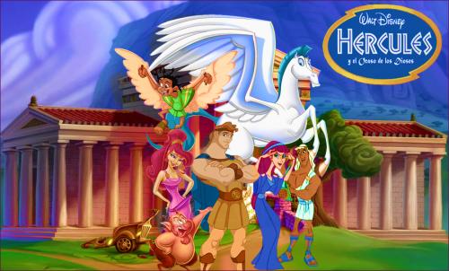 hercules 2 y el ocaso de los dioses disney secuela no oficial Imágenes Lindas de Hércules