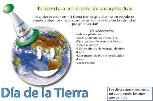 22 de Abril Día Internacional de la Tierra | Imagenes Tiernas ...