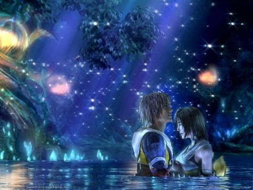 tidus yuna Imágenes Bonitas de Final Fantasy