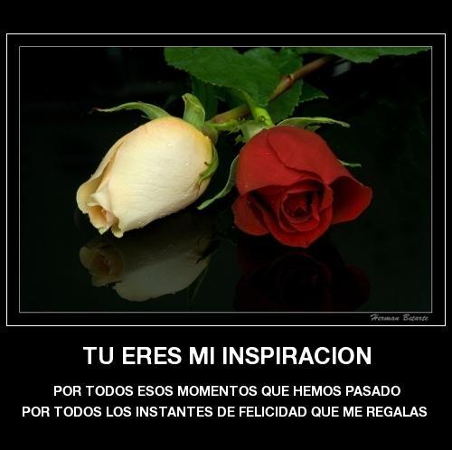 Eres mi Inspiración