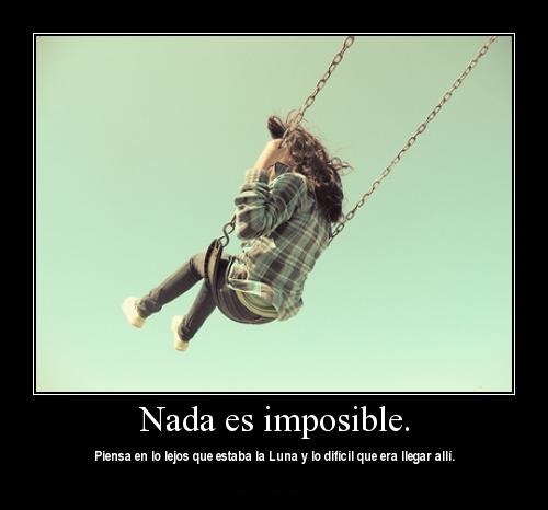 tumblr krmai96Xe61qzmhamo1 400 large Nada Es Imposible
