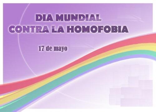 17 mayo Día Internacional contra la Homofobia y Transfobia
