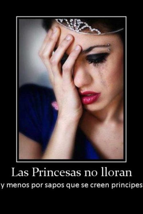 50242 las princesas no lloran Las Princesas no lloran
