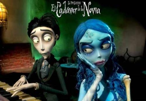 EL CADAVER DE LA NOVIA 1 Imágenes Románticas de El Cadáver de la Novia