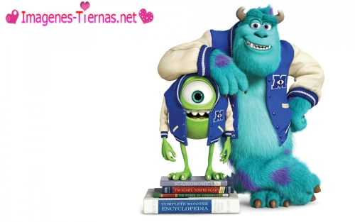 Genes Bonitas Monster University Imagenes Tiernas