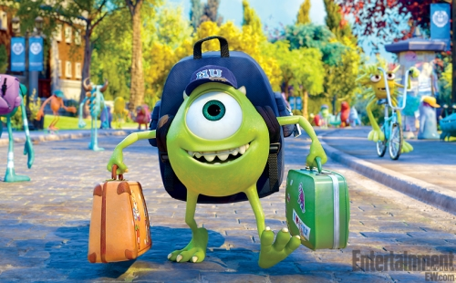 Monsters University Mike Wallpaper monsters university 33232716 810 503 Imágenes Bonitas de Monster University