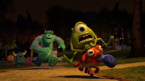 Monsters University Still Imágenes Bonitas de Monster University