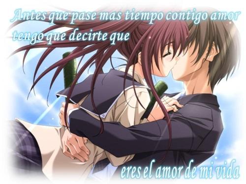 amor anime tu1 Tarjetas Anime de Amor