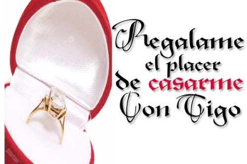 boda Postales para pedir Matrimonio