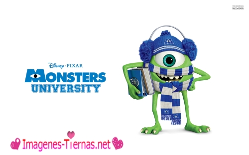 mike wazowski monsters university 18119 1920x1200 Imágenes Bonitas de Monster University