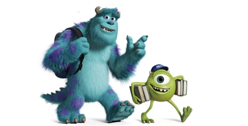 monster university Imágenes Bonitas de Monster University