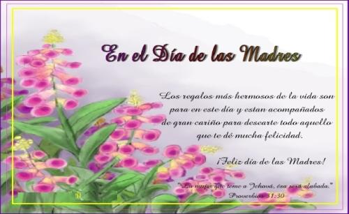 postales del dia de la madre 1 Especial Día de la Madre