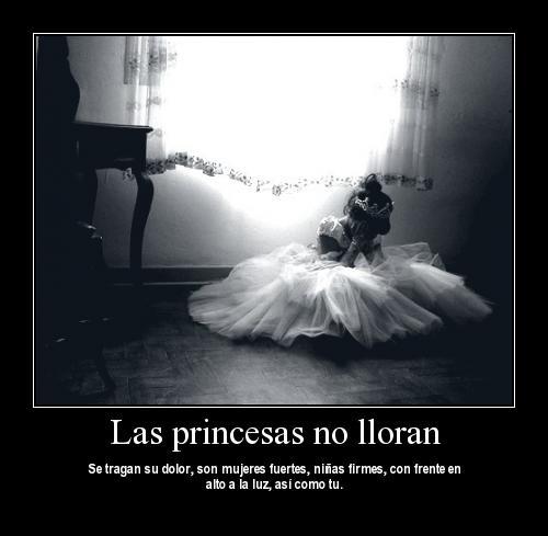 tumblr l4qrblcarE1qcrtpeo1 500 large Las Princesas no lloran