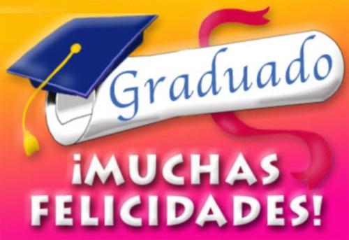 000246011 Felicidades en el día de tu Graduación