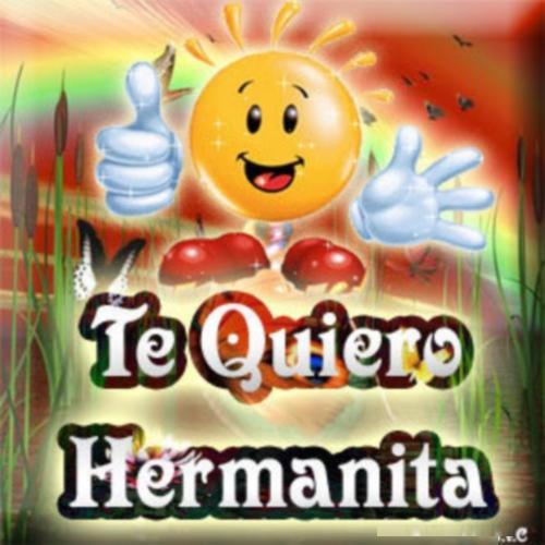 """211708373 Imágenes Lindas para decir """"Te Quiero Hermana"""""""