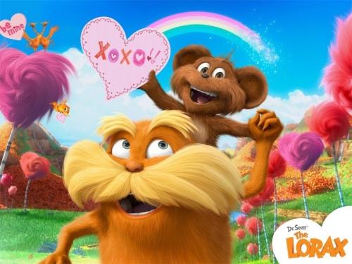 el lorax dia del amor Imágenes Bonitas de El Lorax