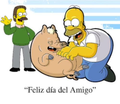 Imagenes Por El Dia Del Amigo Para Facebook 15 Feliz Día del Amigo