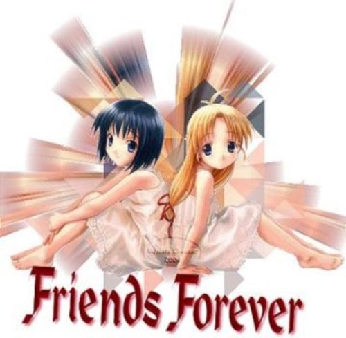amigas anime Imágenes Bonitas de Amistad Anime