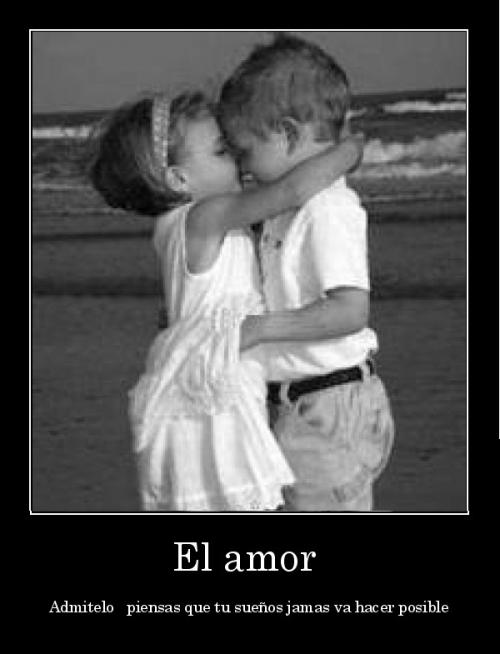 el amor Tu Amor es un Sueño