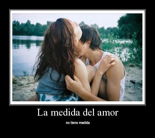 tratardealcanzarelcieloconlospiessobrelatierra 1 La Medida del Amor es Amar sin Medidas